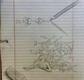 Dealing with complex math…