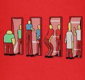 Mirrors…