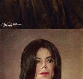 Modern Renaissance celebrities…