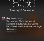 When a comma is very important…