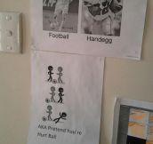 Soccer vs. football…