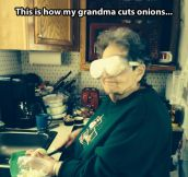 Solving the cutting onions problems…