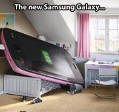 Samsung's new Galaxy…