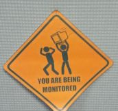 Monitoring ahead…