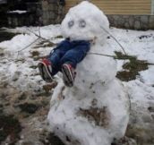 Keeping the neighbor kids out of your yard…