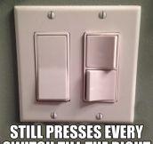 My problem everyday…