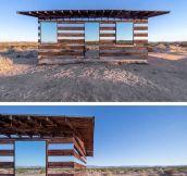 Transparent Cabin…