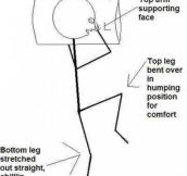 Anyone else sleep like this?
