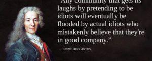 Descartes Explains the internet