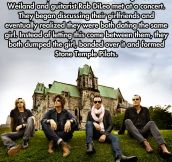 HOW STONE TEMPLE PILOTS CAME TO BE