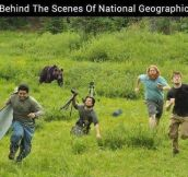 NATGEO BEHIND THE SCENES