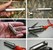 POCKET GRAPPLING HOOK