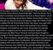 Raven Baxter, ladies and gentlemen