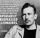 Steinbeck Knows