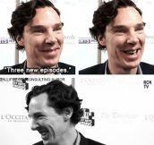 Trolling Cumberbatch