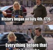 When history began