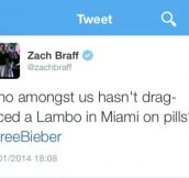 Zach Braff, the ultimate troll