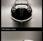 Concept cars from 1938…