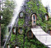 The Hobbit hotel…