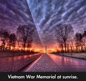 Vietnam War Memorial…