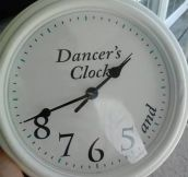 Best gift for a dancer…