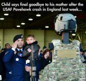 The last goodbye…