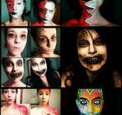 Makeup Transformations…