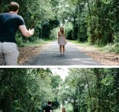 Awesome proposal…