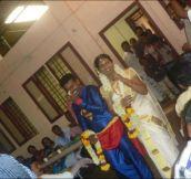 Hilariously Embarrassing Wedding Moments…(24 Pics)