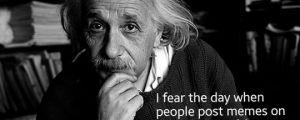 Such a wise man…