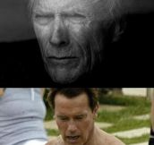 Clint Eastwood's unfortunate luck…