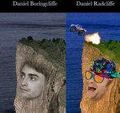 Daniel Radcliffe…