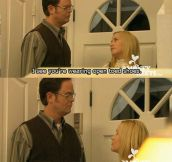Traditional Dwight…