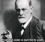 Freud's little dirty secret…