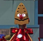 It's Tony Starch…