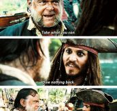 A pirate life for me…