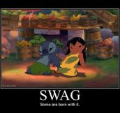 Swag overload…