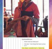 Wow Mulan…