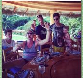 Neil Patrick Harris documents his last day of vacation in Mexico…