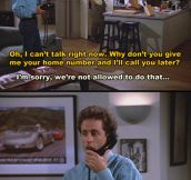 Why Seinfeld was the best show on TV…