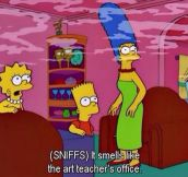 Art teachers…