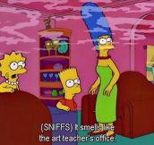 Art teachers…