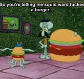 Spongebob logic at its best…