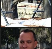 Why Tom Hanks is awesome…