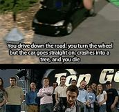What makes Top Gear a great show…