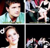 Jennifer and Josh are the perfect team…