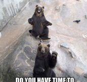 Jehovah witness bears…