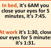 When you close your eyes…