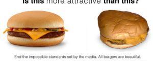 Stop food discrimination…