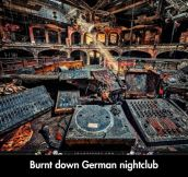 Going clubbing in Germany…